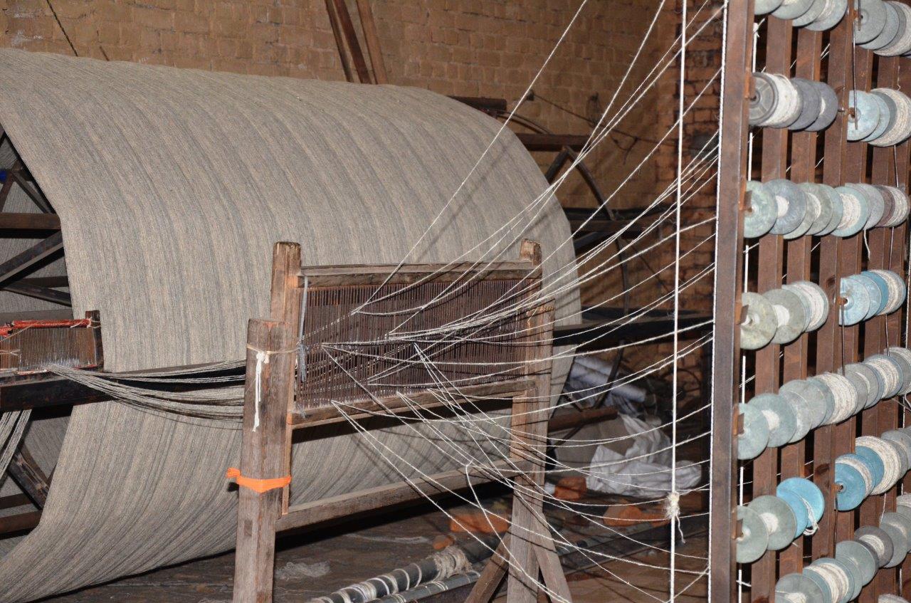 handloom warping2