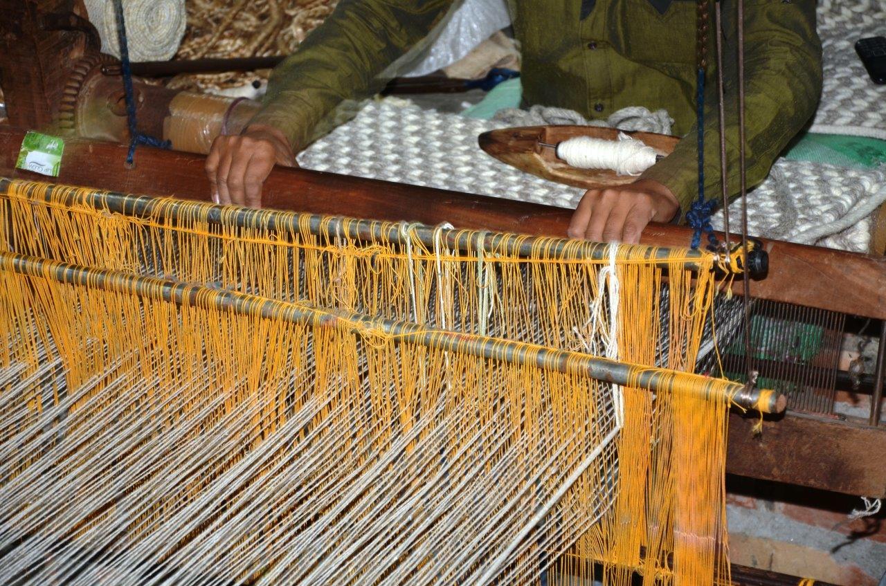 pitloom weaving3
