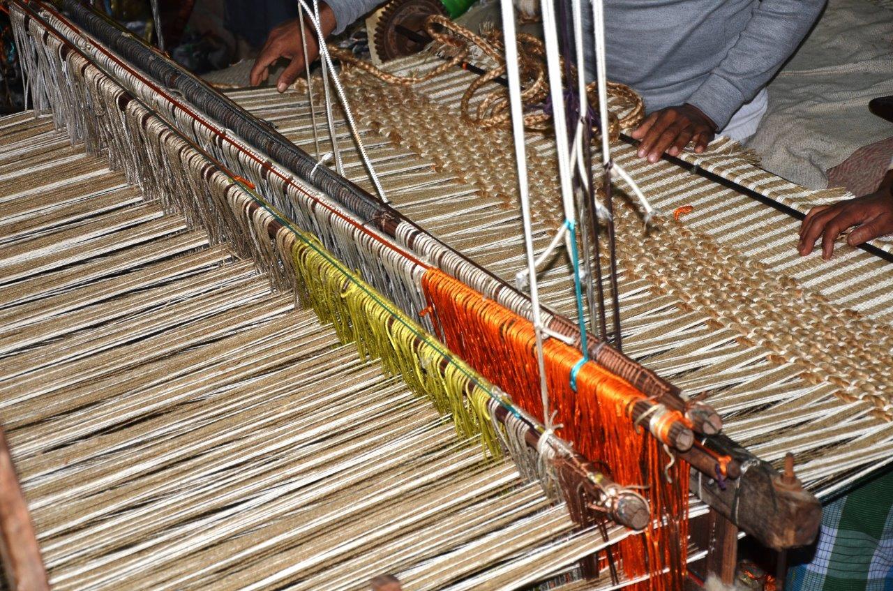 pitloom weaving5