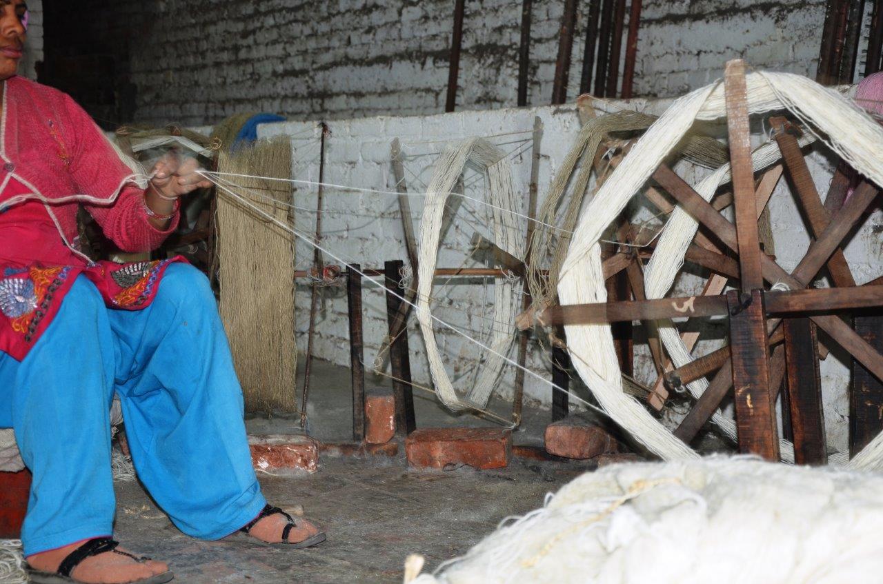 yarn opening