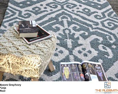 Mysore Grey-Ivory